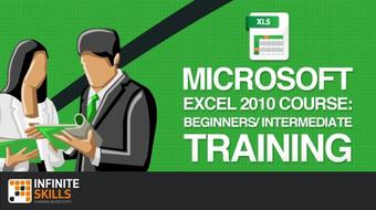 Microsoft Excel 2010 Course Beginners/ Intermediate Training course image
