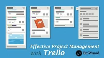 Trello Project Management: Complete Course course image