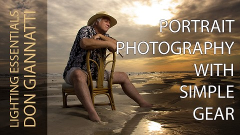 Portrait Photography with Simple Gear course image
