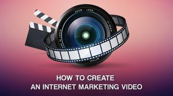 Increase Your Profit: Create an Internet Marketing Video  course image