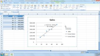 Excel 2007: Business Statistics course image