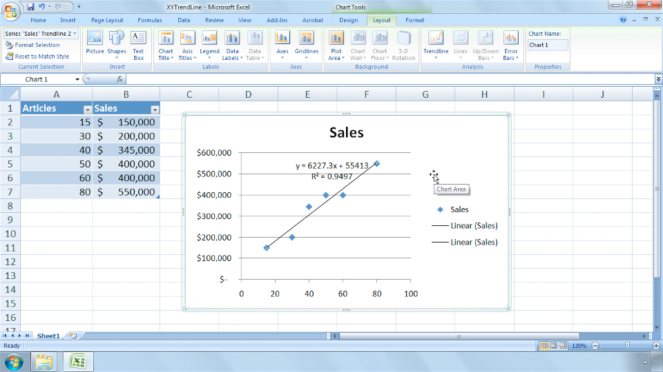 Lynda - Excel 2007: Business Statistics - student reviews