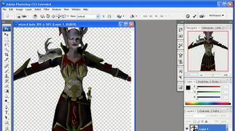 Photoshop CS3 Extended for 3D + Video course image
