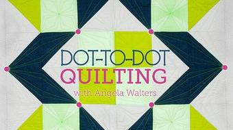 Dot-to-Dot Quilting course image