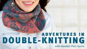 Adventures in Double-Knitting course image