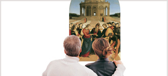 How to Look at and Understand Great Art - DVD, digital video course course image