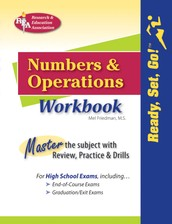Numbers and Operations Workbook course image