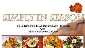 Simple, Healthy Fall Recipes course image