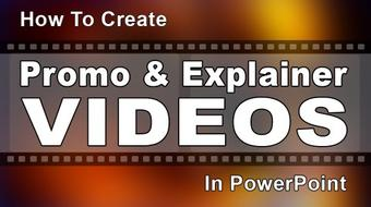 How to Create Promo Videos in PowerPoint course image