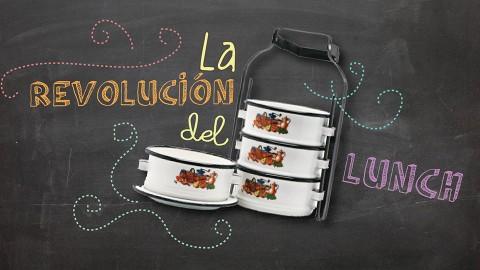 La revolución del lunch course image