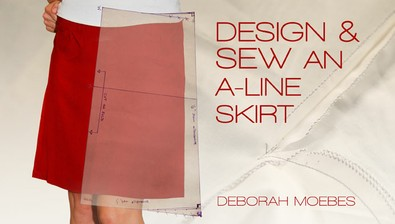 Design and Sew an A-Line Skirt course image