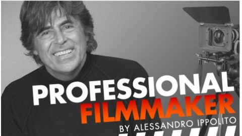Professional Filmmaker, Corso di regia e riprese video course image