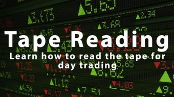 Tape Reading: Learn how to read the tape for day trading course image