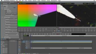 Editing with Composites and Effects in Avid Media Composer course image