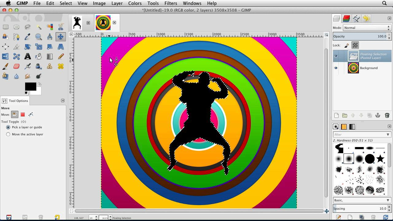 GIMP Essential Training course image
