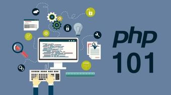 PHP 101 course image