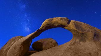 Landscape Photography: California's Mobius Arch course image