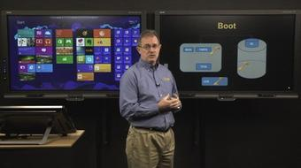 Windows 8 Networking and Security course image