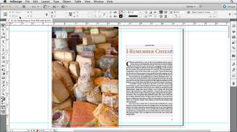 Creating Long Documents with InDesign course image