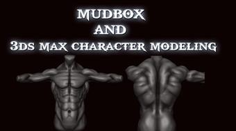 Mudbox/3DS MAX Character Modeling course image