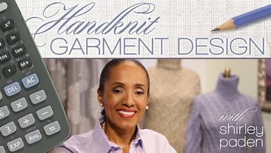 Handknit Garment Design course image