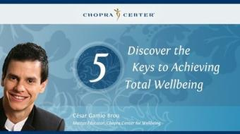 Discover The 5 Keys to Achieving Total Happiness & Wellbeing course image