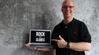 Slides that Rock: Create an Awesome Presentation about Your Company, Product or Service course image