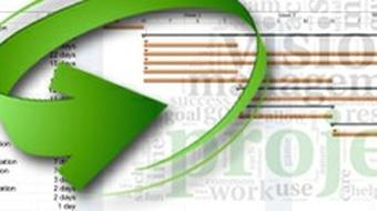 Introduction to Microsoft Project 2013 course image