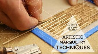 Artistic Marquetry Techniques course image