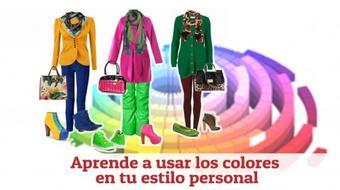 Aprende a combinar colores en tu imagen personal. course image