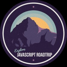 JavaScript Road Trip Part 1 course image