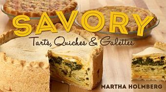 Savory Tarts, Quiches & Galettes course image