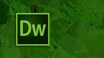 Introduction to Dreamweaver CC course image