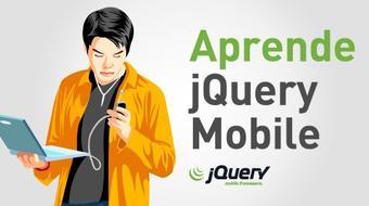 Aprende jQuery Mobile course image