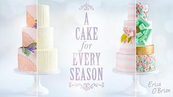 A Cake for Every Season course image