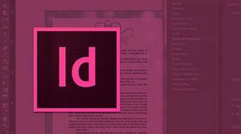 InDesign CC Essentials course image
