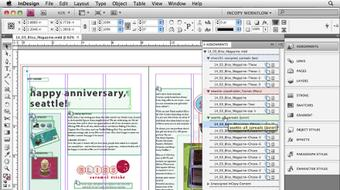 InCopy CS4 and InDesign CS4 Workflow Essential Training course image