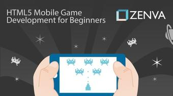 HTML5 Mobile Game Development for Beginners with LimeJS course image