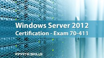 Microsoft Windows Server 2012 Certification - Exam 70-411  course image