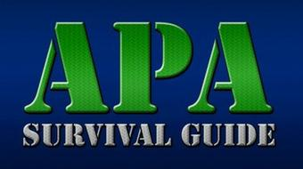 APA Survival Guide course image