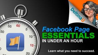 Facebook Page Essentials course image