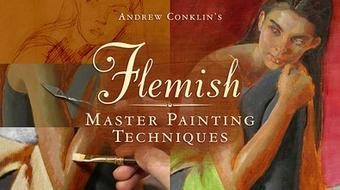 Flemish Master Painting Techniques course image