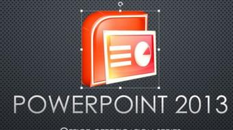 PowerPoint 2013: Office Certification Series course image