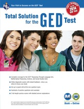 GED®Test, REA's Total Solution For the 2014 GED® Test course image