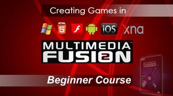 Creating Games in Multimedia Fusion 2: Beginner Course course image