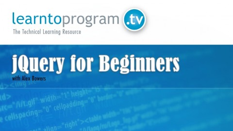 jQuery for Beginners course image
