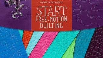 Start Free-Motion Quilting course image
