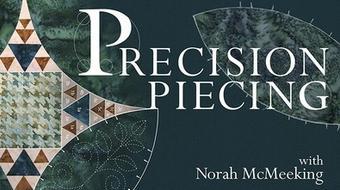 Precision Piecing course image