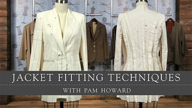 Jacket Fitting Techniques course image