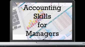 Accounting Skills for Managers course image